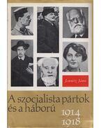 A szocialista pártok és a háború - Jemnitz János
