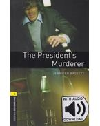 The Presidents Murderer - Oxford Bookworms Library 1 - MP3 Pack - Jennifer Bassett