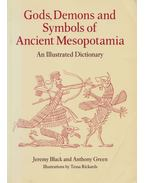 Gods, Demons and Symbols of Ancient Mesopotamia - Jeremy Black, Anthony Green