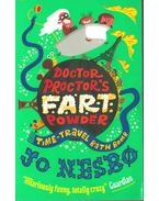 Doctor Proctor's Fart Powder - Time-Travel Bath Bomb - Jo Nesbo