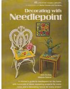 Decorating with Needlepoint - Joan Scoeby, Marjorie Sablow