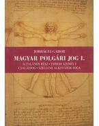 Magyar polgári jog I. - Jobbágyi Gábor