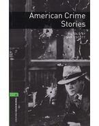 American Crime Stories - Stage 6 8hangoskönyv) - John Escott