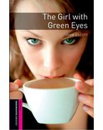 The Girl with Green Eyes - Oxford Bookworms Library Starter - MP3 Pack - John Escott