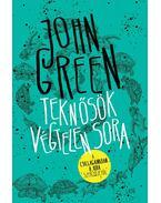 Teknősök végtelen sora - fűzött - John Green