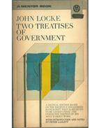 Two Treatises of Government - JOHN LOCKE