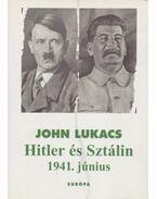 Hitler és Sztálin - John Lukacs