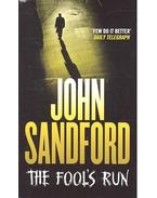 The Fool's Run - John Sandford