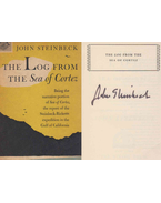 The Log From The Sea Of Cortez (aláírt) - John Steinbeck