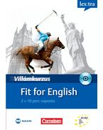 Fit for English - John Stevens, T. Balla Ágnes