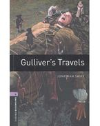 Gulliver's Travels - Jonathan Swift, Clare West