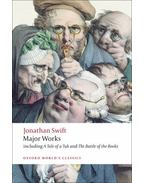 Major Works - Jonathan Swift