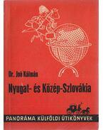 Nyugat- és Közép-Szlovákia - Joó Kálmán