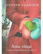 Anna világa (Dedikált) - Jostein Gaarder