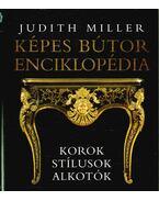 Képes bútor enciklopédia - Judith Miller