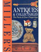 Miller's antiques & collectables - Judith Miller