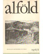 Alföld 1978/8. - Juhász Béla