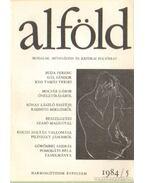 Alföld 1984/5. - Juhász Béla
