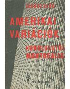Amerikai variációk - Juhász Előd