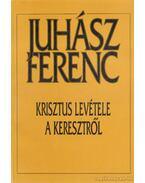 Krisztus levétele a keresztről - Juhász Ferenc