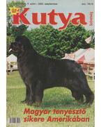 Kutya Szövetség V. évf. 2002/9. szám - Juhász László