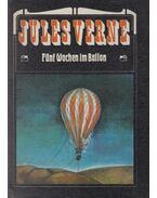 Fünf Wochen im Ballon - Jules Verne