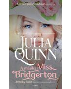 A másik Miss Bridgerton - Rokesby-család 3. - Julia Quinn