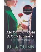 Bridgerton: An Offer From A Gentleman - Julia Quinn