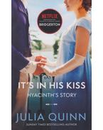Bridgerton: Its In His Kiss - Julia Quinn