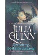 Szerelem postafordultával - Julia Quinn