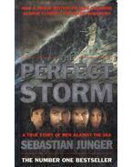 The Perfect Storm - Junger, Sebastian