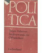 Strukturwandel der Öffentlichkeit - Jürgen Habermas