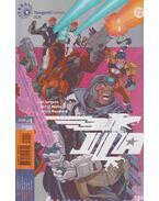 Tangent Comics / JLA 1. - Jurgens, Dan, Banks, Darryl