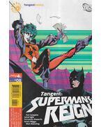 Tangent: Superman's Reign 4. - Jurgens, Dan, Igle, Jamal