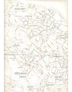 Budapest XII. kerületének 1993-as térképe - Papp-Váry Árpád