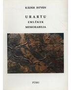 Urartu emlékek - Kádár István