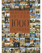 Magyarország 1000 csodája (dedikált) - Kaiser Ottó, Papp Márió