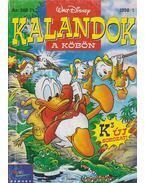 Kalandok a köbön 1998/1 - Walt Disney
