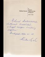 A magyar függetlenségi mozgalom 1936–1945. Ötödik, átdolgozott kiadás. (Dedikált.) - Kállai Gyula