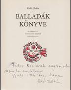 Balladák könyve (Dedikált) - Kallós Zoltán