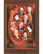 Kulisszatitkok (dedikált) - Kalmár Tibor