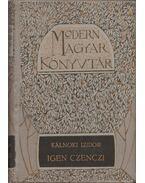 Igen Czenczi - Kálnoki Izidor