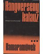 Hangversenykalauz III.kötet - Pándi Marianne