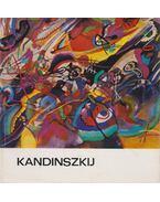 Kandinszkij (dedikált) - Szabó Júlia