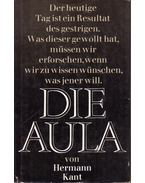 Die Aula - Kant, Hermann