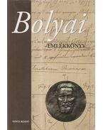 Bolyai-emlékkönyv - Kapitány Katalin, Németh Géza, Silberer Vera