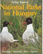 National Parks in Hungary - Kapocsy György