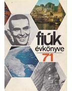 Fiúk évkönyve 1971 - Karádi Ilona