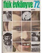 Fiúk évkönyve 1972 - Karádi Ilona