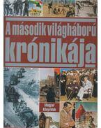 A második világháború krónikája - Karádi Ilona, Illés Andrea